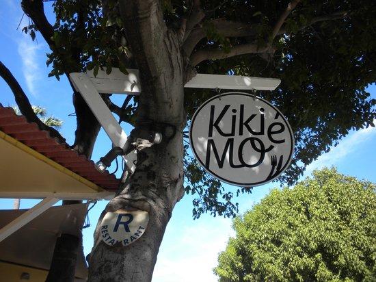 Kiki-e Mo: Don't Miss The Sign