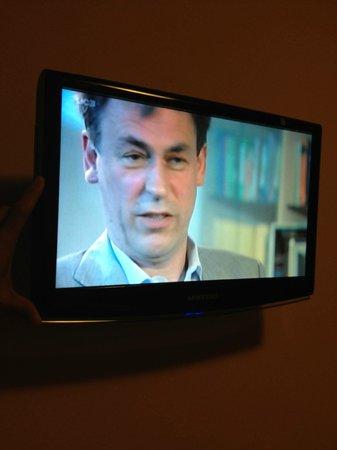 Hotel Bisser : small tv