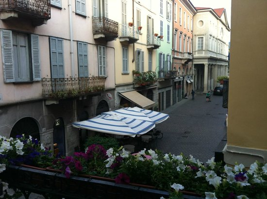 Bed and Breakfast Storico: Aussicht vom Balkon