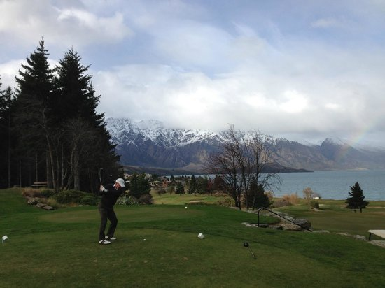 Queenstown Golf Club: Remarkable
