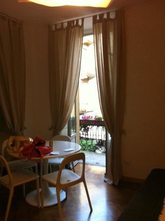 Bed and Breakfast Storico: Zimmer/Balkon