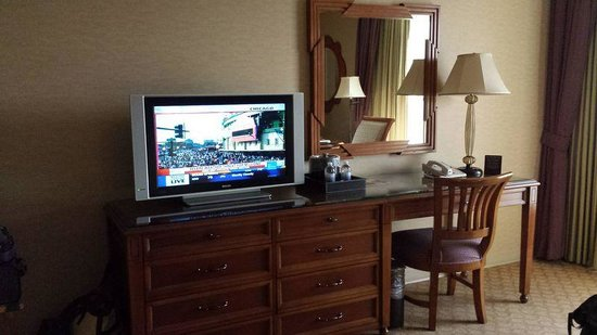 Beau Rivage Casino: TV