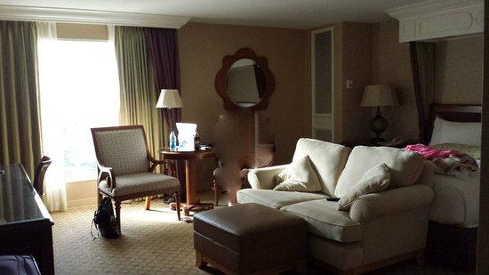 Beau Rivage Casino: Room