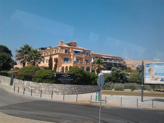 Cascais: ex residenza di Umberto II, ora albergo