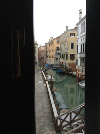 Al Palazzetto: View from the room