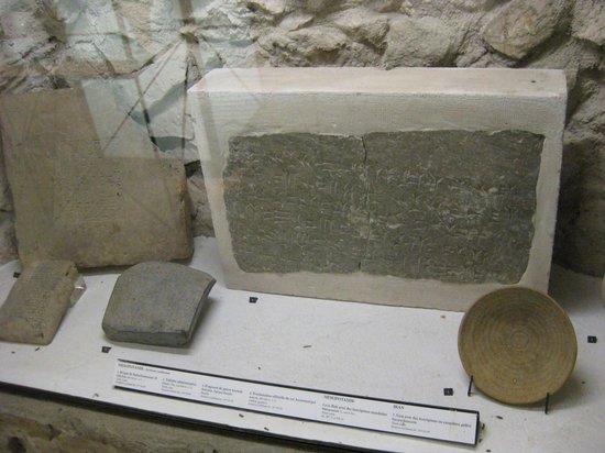 Musee de la Castre: Medieval artifact
