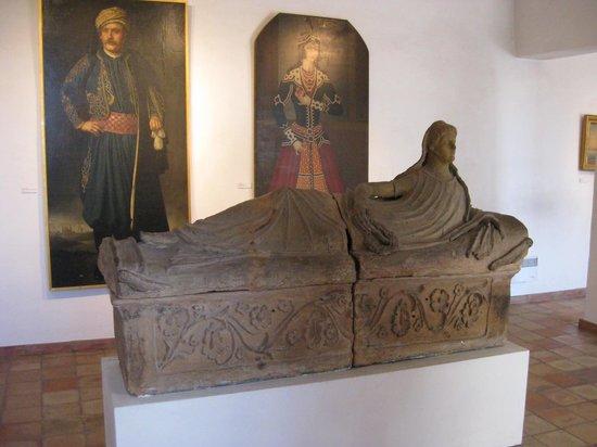 Musee de la Castre: casket