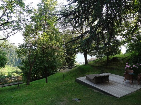 Relais & Chateaux Hotel Castel Fragsburg: Ground 3