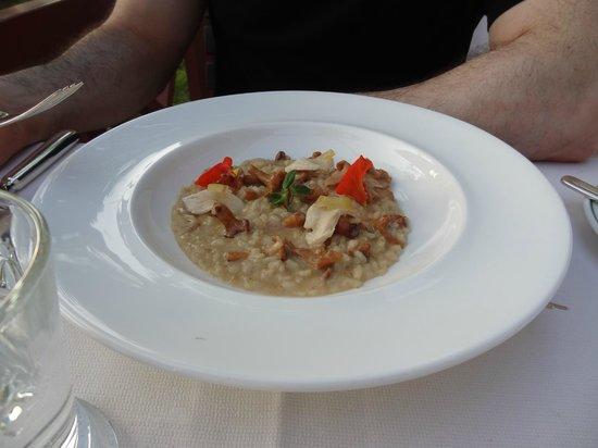 Relais & Chateaux Hotel Castel Fragsburg: Starter