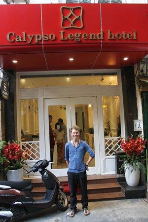 Calypso Suites Hotel: Tijl at the Calypso Legend Hotel