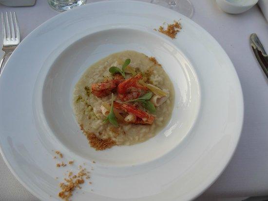 Relais & Chateaux Hotel Castel Fragsburg: Dinner
