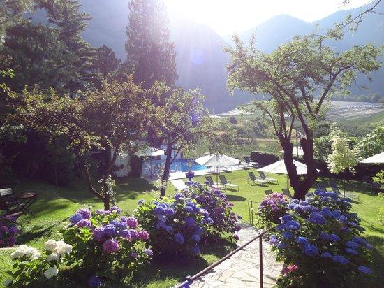 Relais & Chateaux Hotel Castel Fragsburg: Pool photo