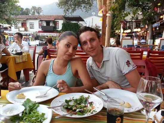 Zeytin Restaurant: 5 SAATLİK YOLCULUĞA DEĞDİ.
