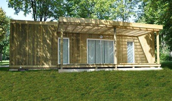 Camping Rouffiac: Chalet