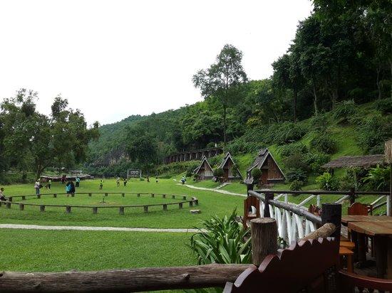 The Suan Sai Yok (River Kwai Cabin) Resort