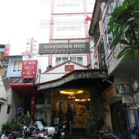 Hanoi Imperial Hotel: Imperial Hotel Hanoi