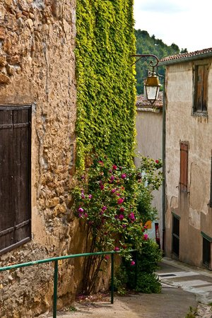 Linguadoca-Rossiglione, Francia: Saint Hilaire Languedoc Side streets
