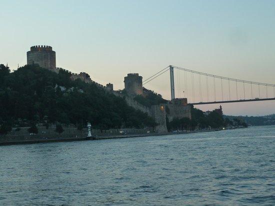 TSC Travel: Bosphorus evening cruise