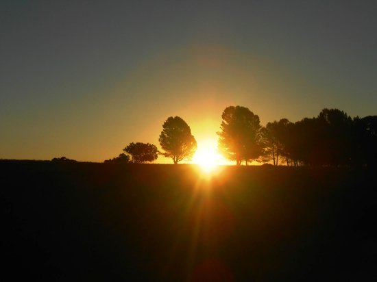 Kwantu Private Game Reserve - Day Visits: Kwantu sunset