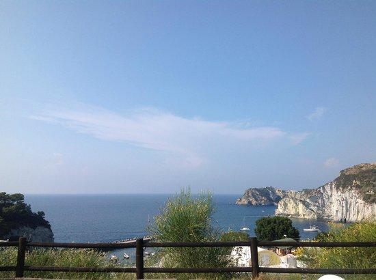 Hotel Villaggio dei Pescatori : vista dalla camera