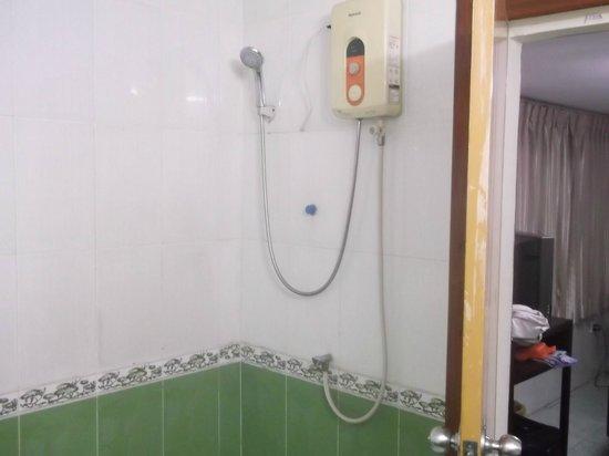 Velkommen Guesthouse: Toilet/wetroom