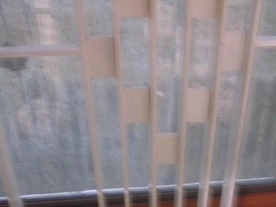 Velkommen Guesthouse: View from room - brick wall next door