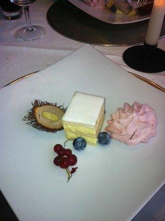 Hotel Streiff: Nachtisch