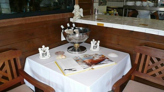The Lobster Restaurant : Dine in style