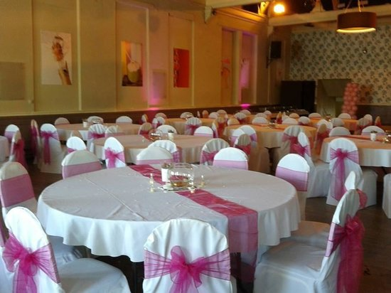 Our Wedding Reception Picture Of Waterfall Derby Tripadvisor
