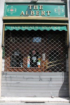 The Albert Pub: Leider geschlossen :-)