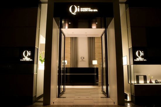 Qi Shiseido Salon and Spa-SOGO Fuxing