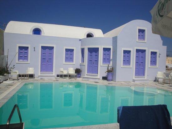 Hotel Kallisto: Pool