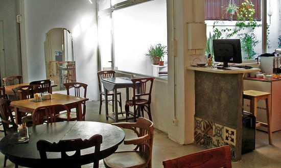 Cafetería Librería Chico Ostra