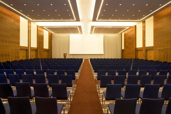 Conference Center Columbus Audiohall - Sheraton Sopot Hotel