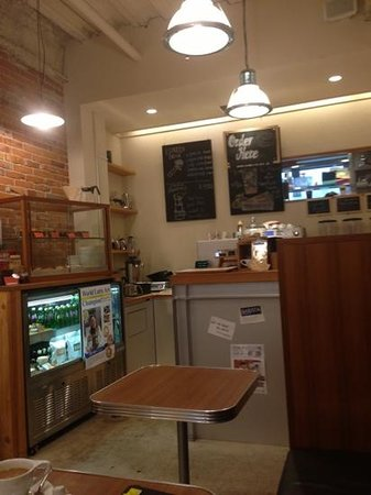 Ogawa Coffee : the order bar