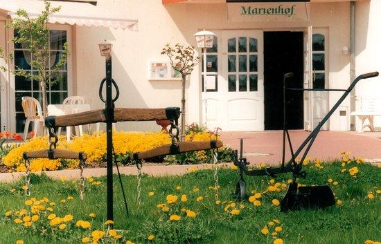 Hotel Marienhof: Hoteleingang