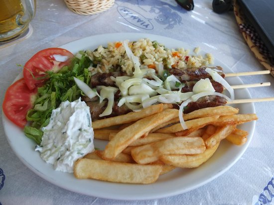 Costa Angela: Tolles Essen