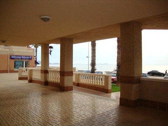 Isla Grosa: instalaciones