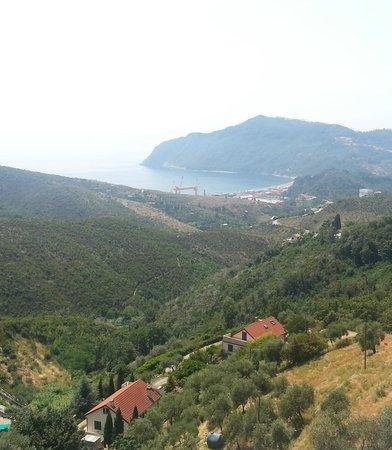 Agriturismo Villa Casaggiori: vista