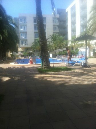 Cosmopolitan: piscina