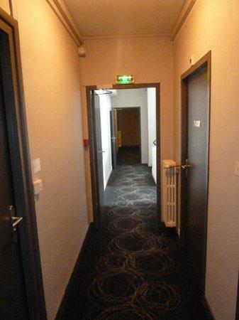 Hotel La Luna: Couloir