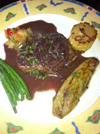La Chouette: Scrummy beef