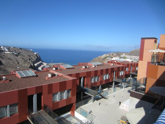 Las Villas de Amadores: Great view from balcony