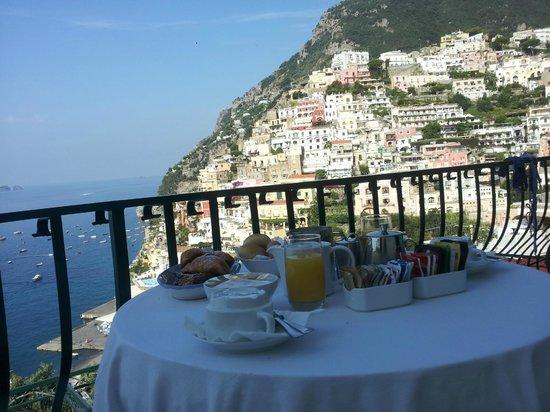 Residence Alcione: colazione in camera....che altro dire!