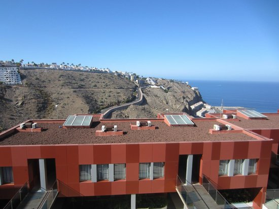 Las Villas de Amadores: view from balcony
