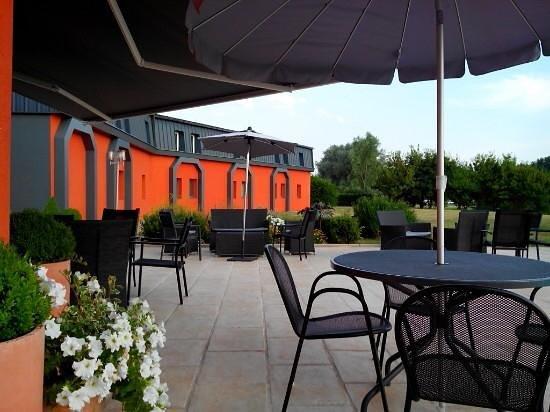 Le Noirlac : Terrasse du Noirlac