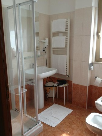 Hotel GF: Bagno