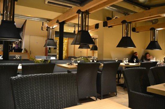 Seito Restaurant Sushi & Grill : Interior del restaurante