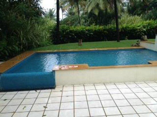 Taj Exotica Goa : Wading pool inside the room