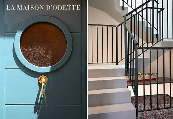 La Maison d'Odette